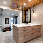 Zen Master Bathroom Remodel By Highcraft Builders