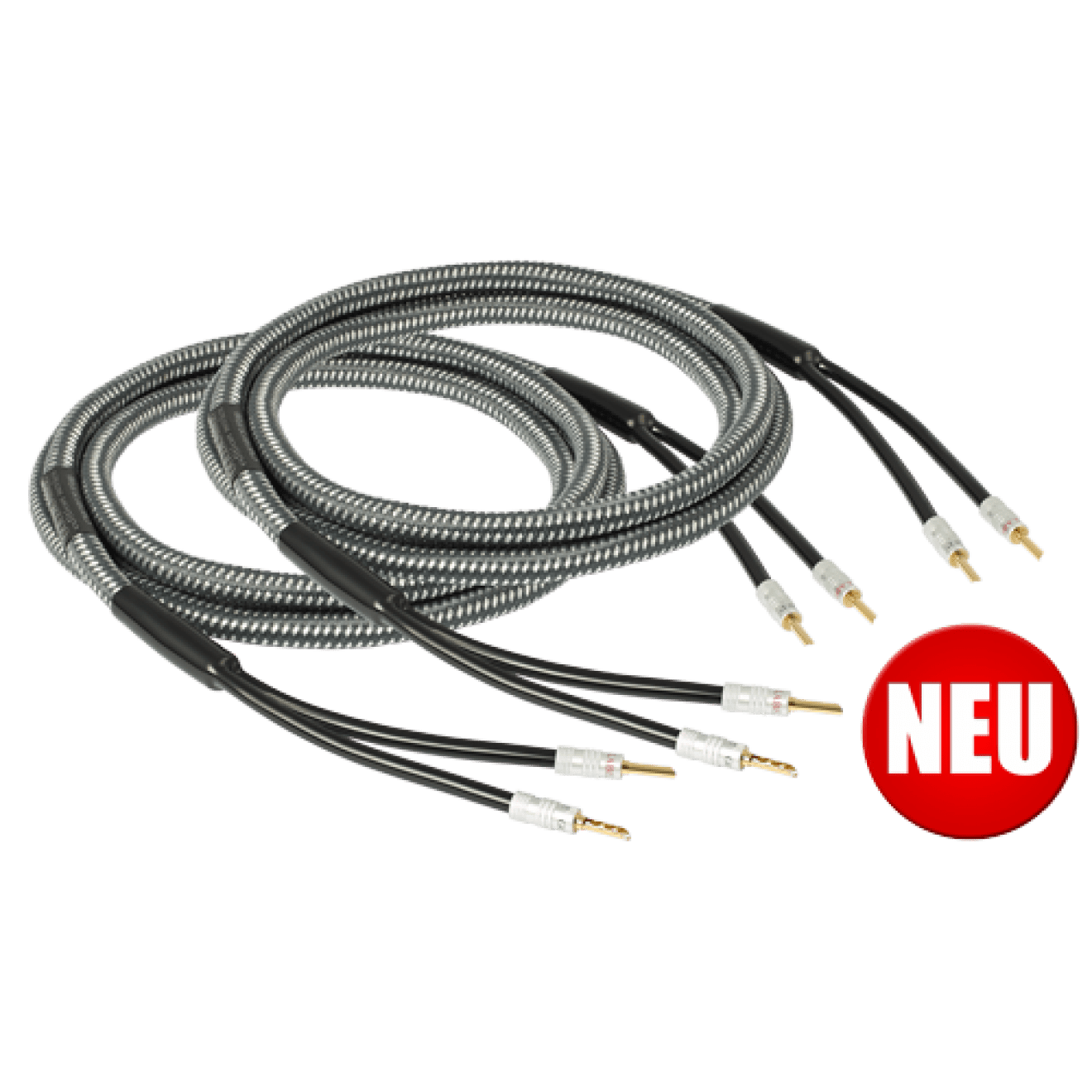 Goldkabel Edition Chorus Single Wire Highend Audiokabel