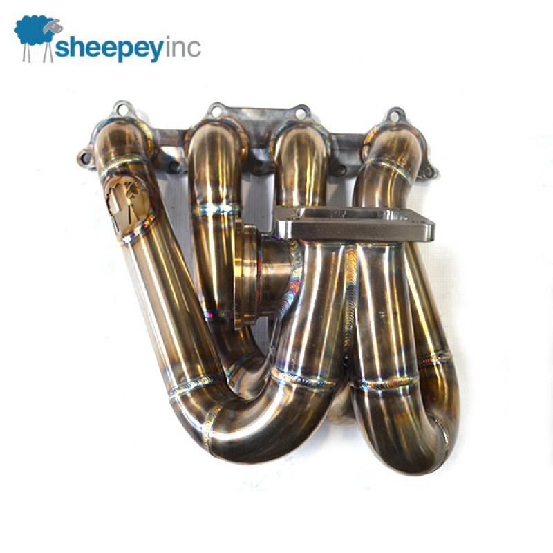 Sheepey Inc  - Honda/Acura B Series Top Mount Turbo Manifold