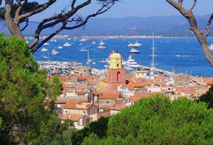Spring Break in St Tropez