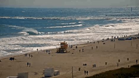 South Beach Swell Super Tubes 2019