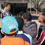 Giving middle-schoolers a First Look at college