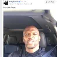 Terry Crews pornography addiction