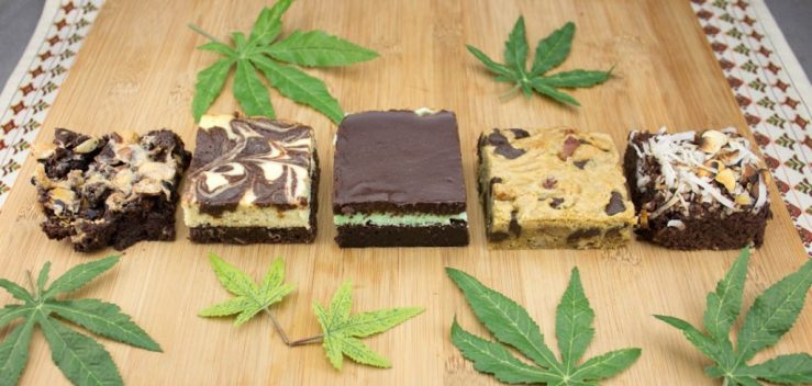 Fantastic 4 Weed Brownie Recipes