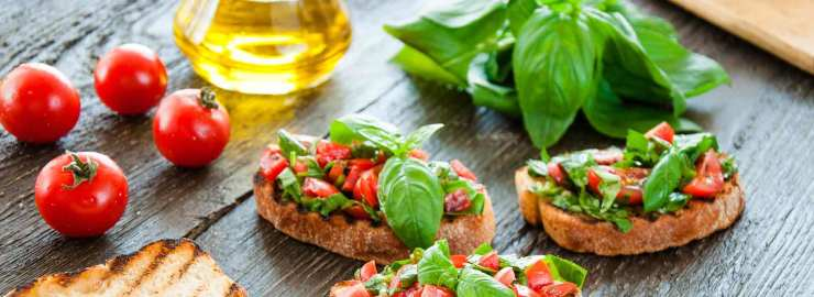 Kind Bud Bruschetta