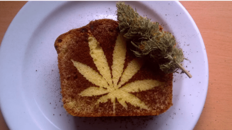 Marijuana French Toast