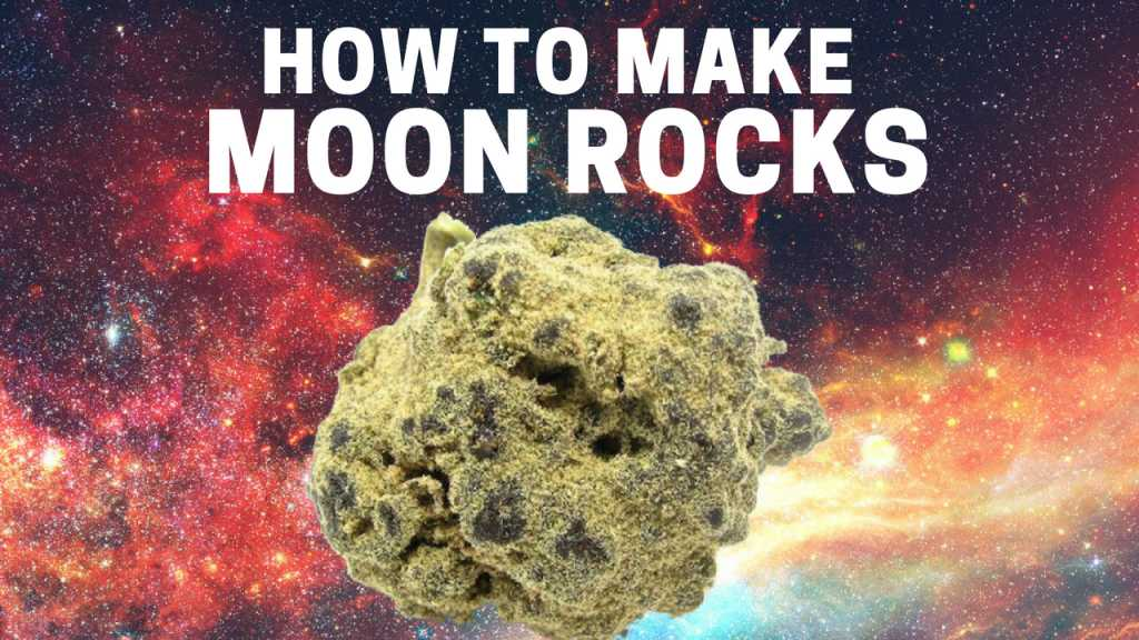 Moonrocks: How To Make The Strongest Cannabis In The World