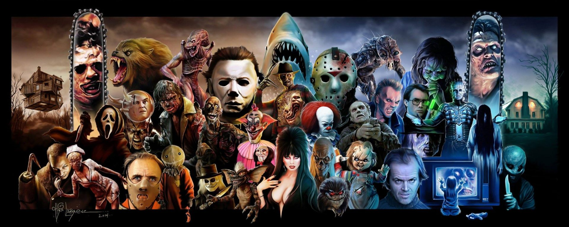 Best horror movies to watch high