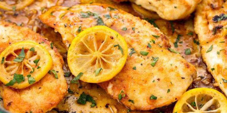 """Baked"" Lemon Chicken – Seasoned to Perfection!"