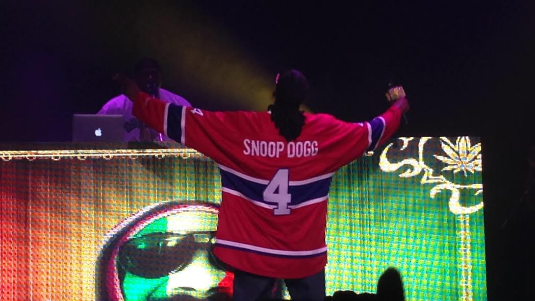 Snoop Dogg is Coming to Montreal to Talk about Weed