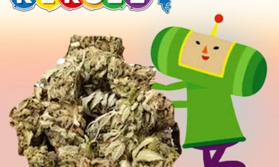 Katamari Balls and Weed! - Press X To Get High