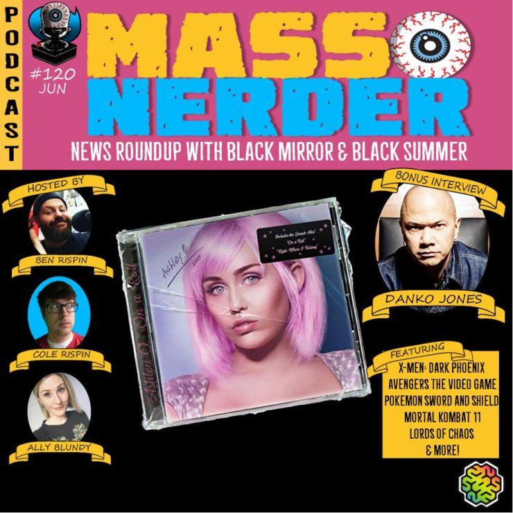 Mass Nerder – News Roundup with Danko Jones Interview