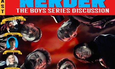 Mass Nerder - The Boys Series Discussion