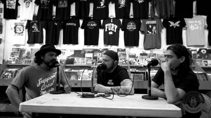 Drummer of Manic Hispanic Ruben Rivera on this week's Episode of Puff Digital's Into The Weeds Podcast