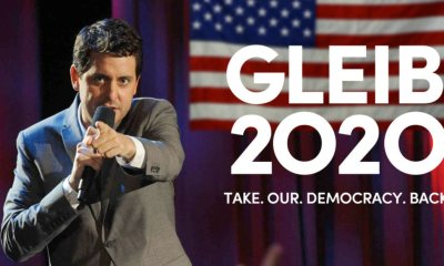 Ben Gleib for President!