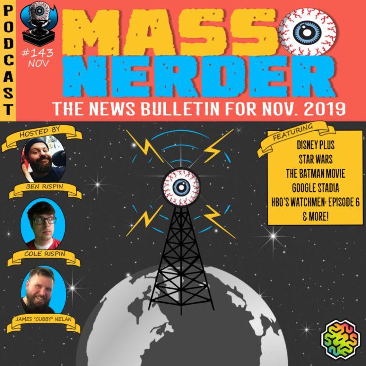 Mass Nerder - News Highlights For November 2019