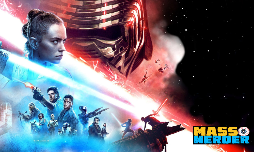 Mass Nerder – Star Wars Rise of Skywalker Film Discussion