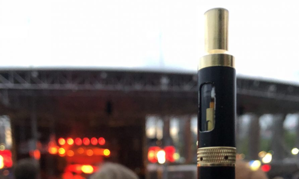 The Gold Therapy Vape Pen Experience