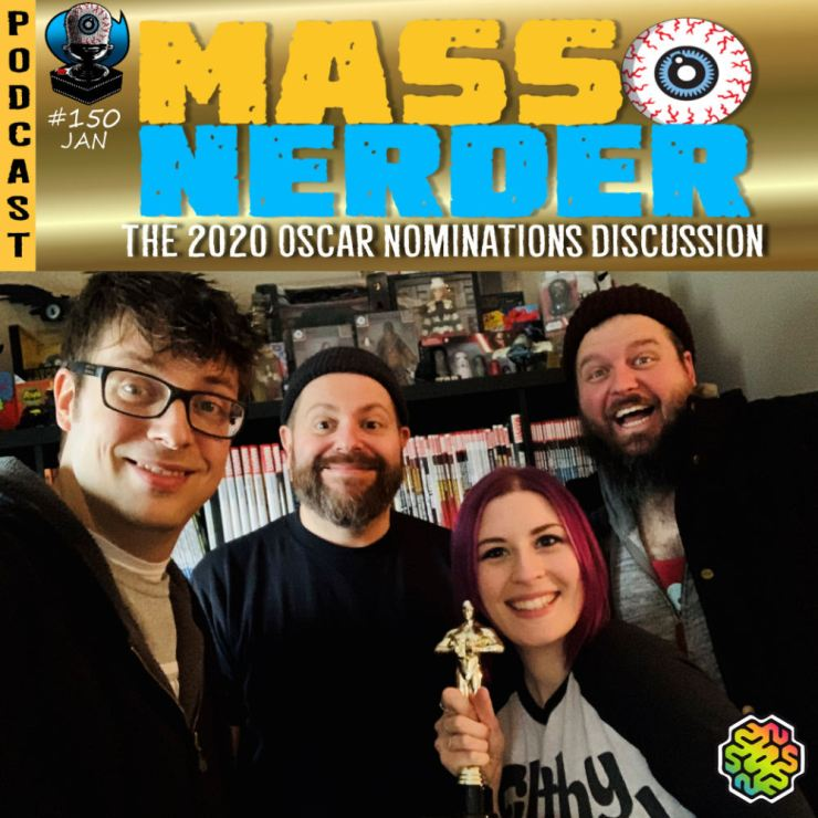 Mass Nerder - The 2020 Oscar Nominations Discussion