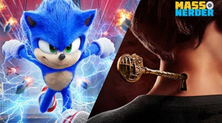 What do stoners think? Sonic the Hedgehog, Locke and Key