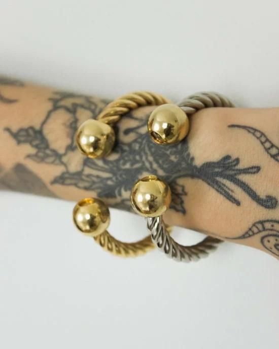 Twist Bracelet
