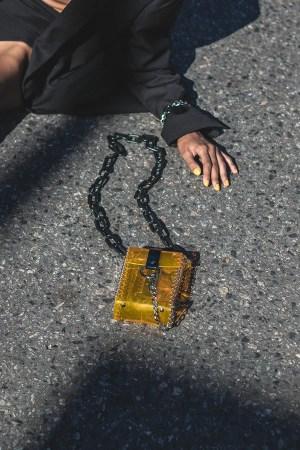 The New Orange Bag [Pré- Venda]