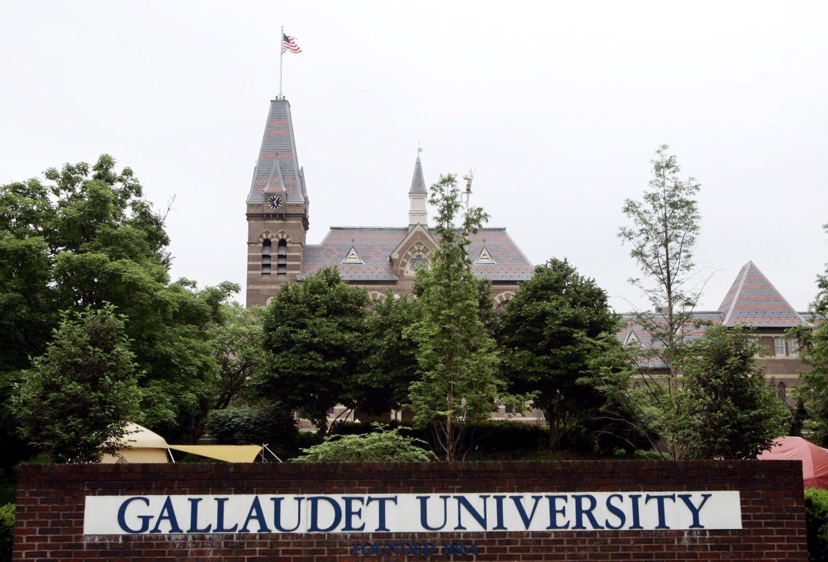 Washington, D.C.'s Gallaudet University Career Center Demands Employment for the Deaf