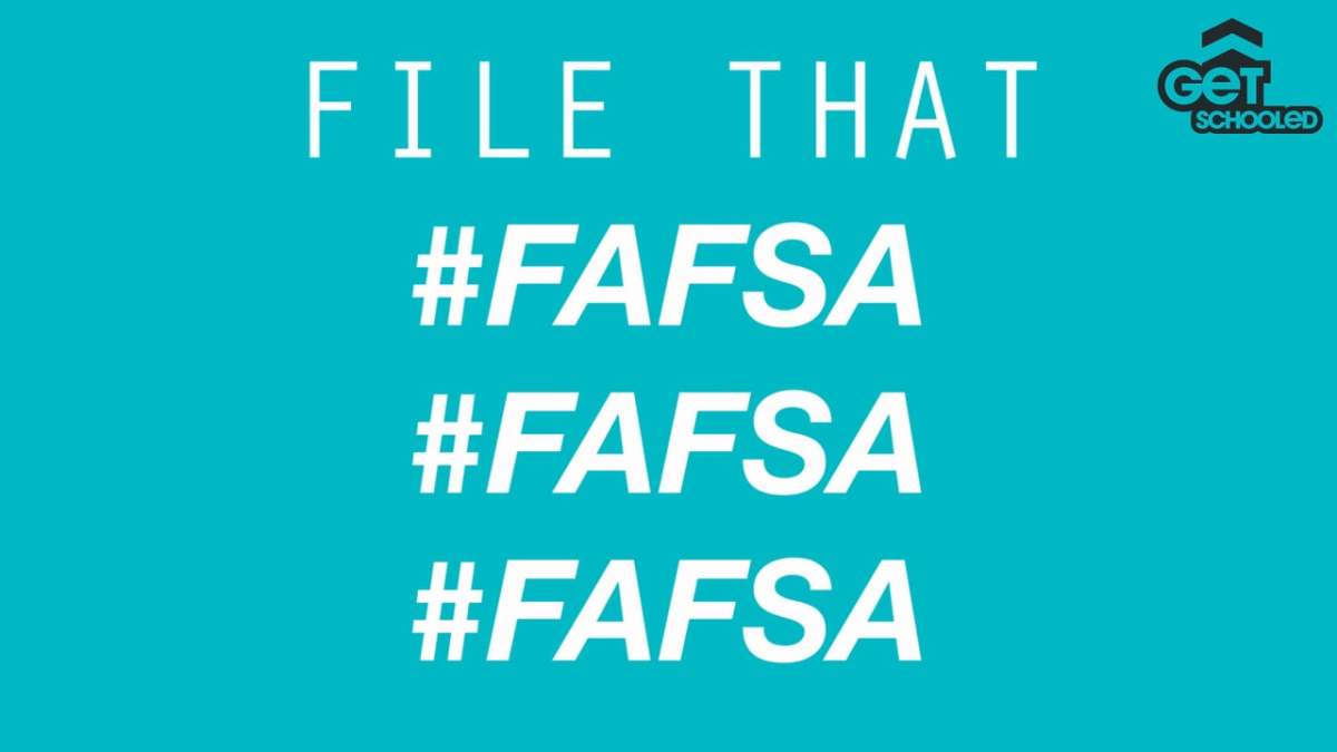 File That FAFSA: Get Prepped on Financial Aid!