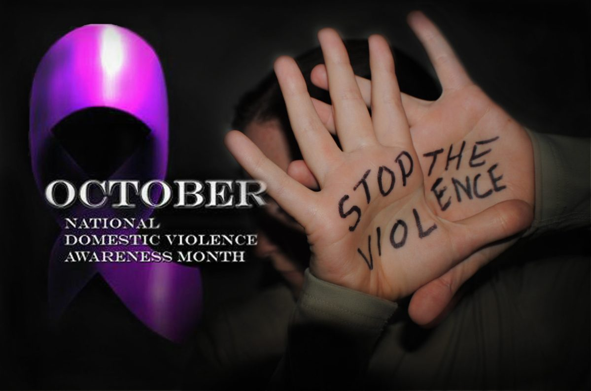 October is a Busy Bee: Domestic Violence Awareness Month