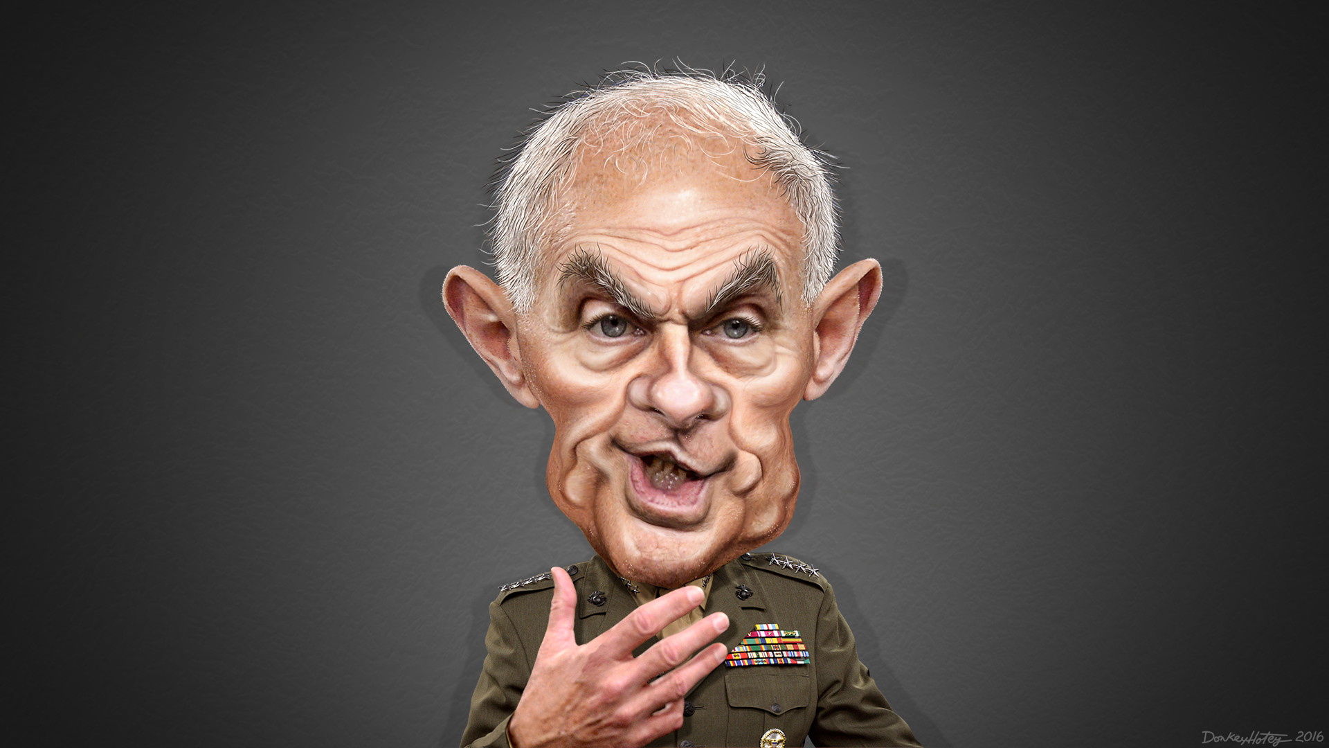Stop Grading John Kelly on a Curve