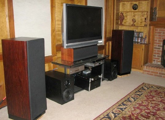 Home Placement 2 Theater Subwoofer