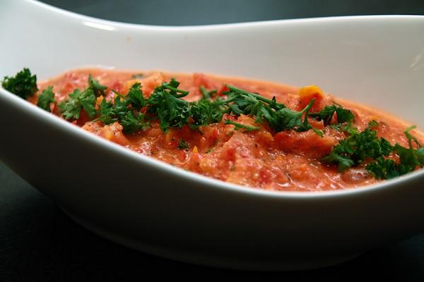 Tomaten-Paprika Salsa