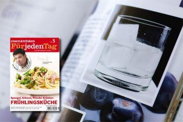 Foto für essen&trinken Für jeden Tag (Gin)