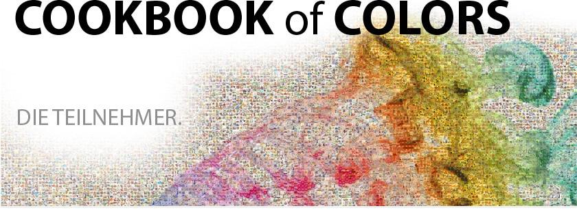 Cookbook of Colors: Die Teilnehmer