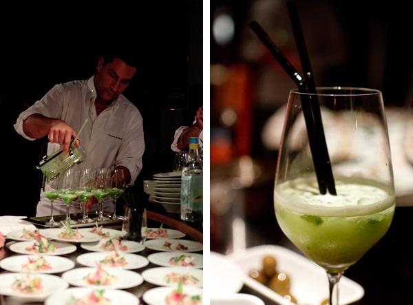 Zu Gast im Restaurant Table Ronde (Paris) Denny Ambroisi