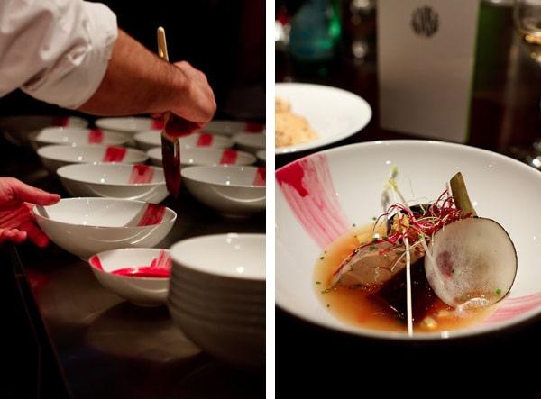 Zu Gast im Restaurant Table Ronde (Paris)