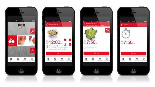App-Rezension: Duromatic® App von Kuhn Rikon