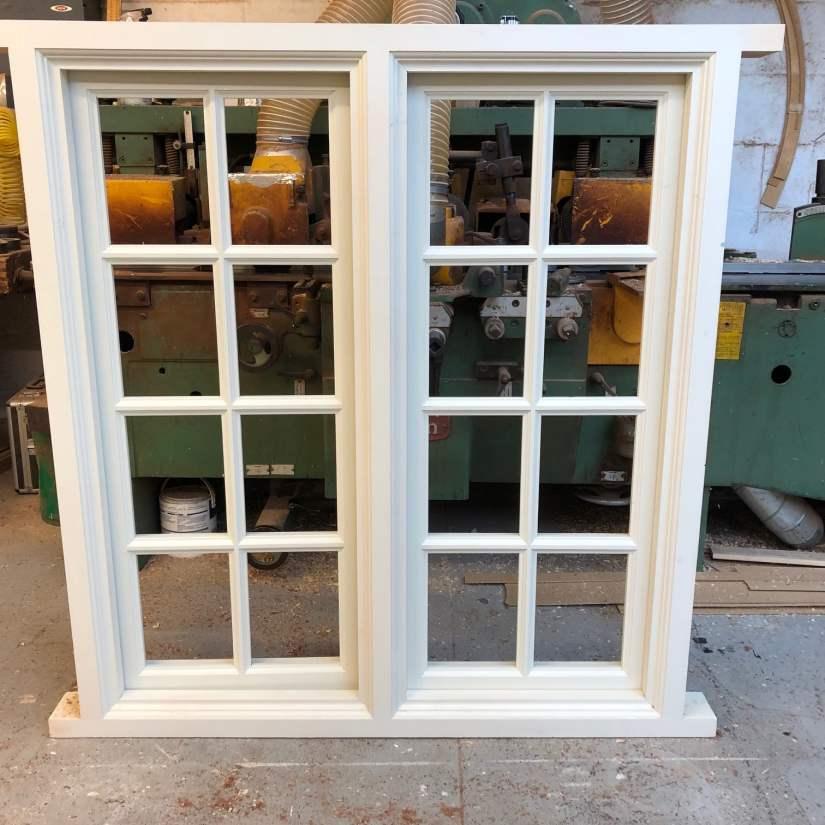 Softwood double glazed casement windows - Hampstead, London 3