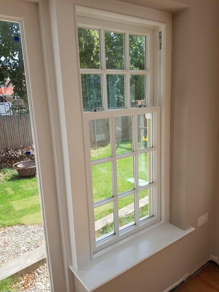 Sash windows and french doors - Essex 2