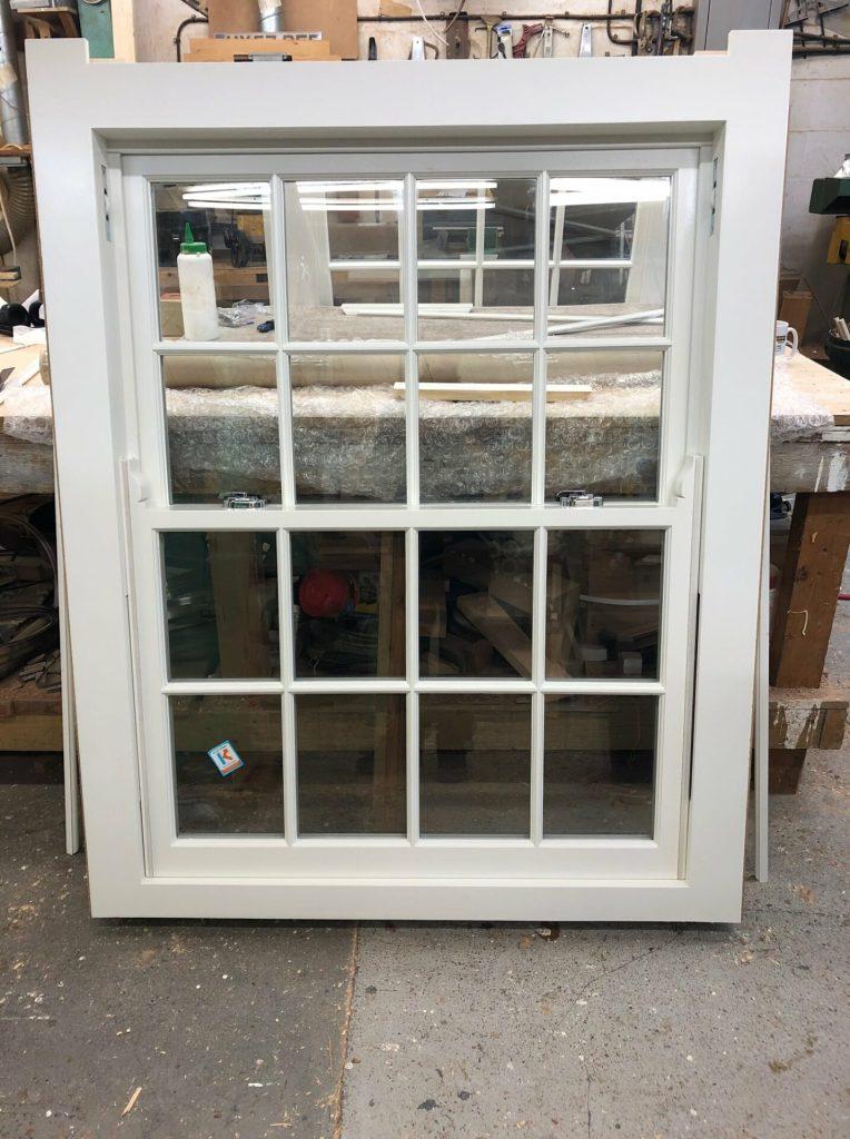 Softwood double glazed sash windows - Ware 1