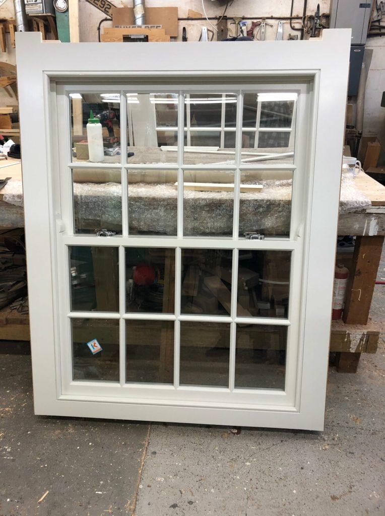 Softwood double glazed sash windows - Ware 3