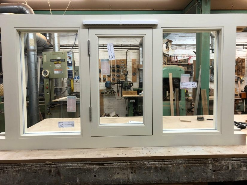Softwood casement window - Kentish Town 4