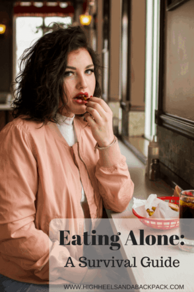 Eating Alone