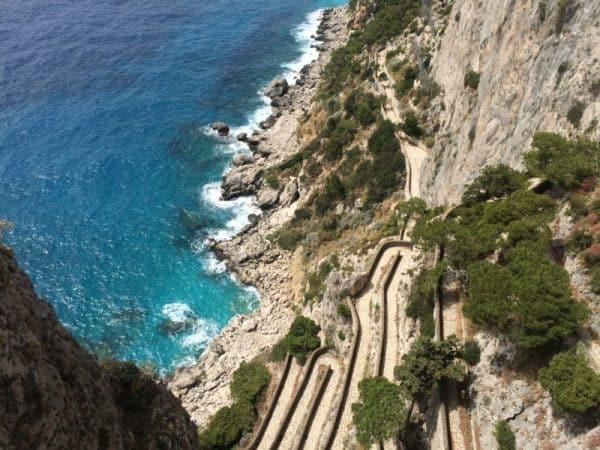 Capri Itinerary