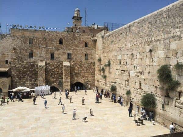 One Week Israel Itinerary