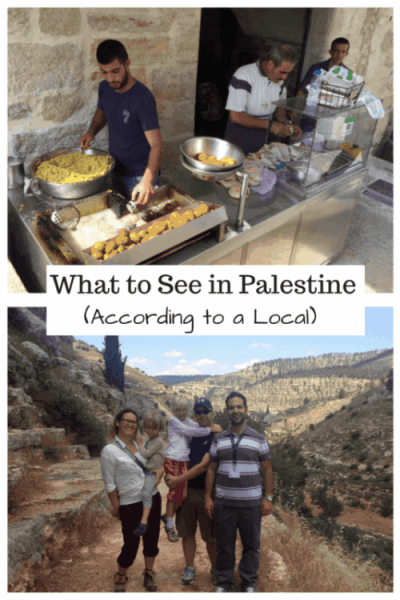 Things to do in the West Bank Palestine