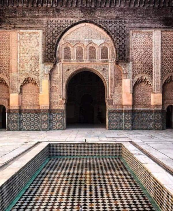 Marrakech Itinerary