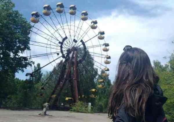 Dark Tourism Destinations: Pripyat, Chernobyl