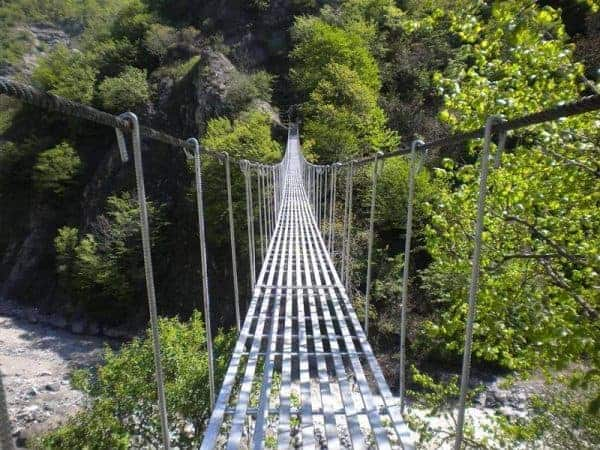 Travelling to Lahic, Azerbaijan