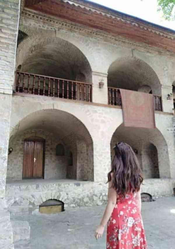 Azerbaijan Travel Guide: Staying at an old caravansary in Sheki